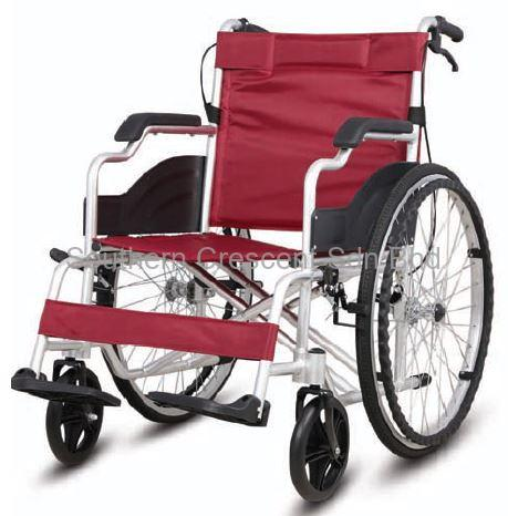 STEEL ALLOY SILVER FLAT LACQUER OXIDIZED WHEELCHAIR